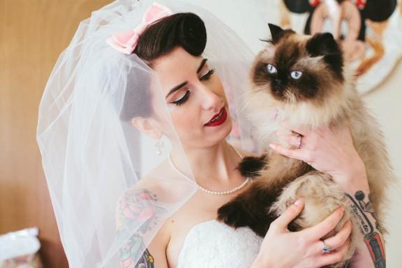 """Gatti e sposi: consigli utili e curiosità per """"sposarsi col gatto"""""""