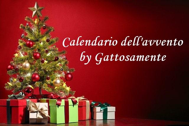 Calendario dell'avvento gattoso