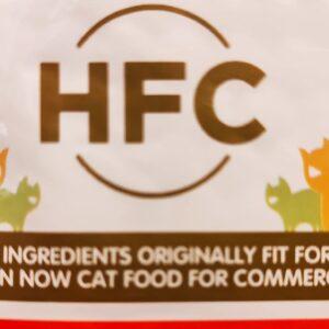 HFC cibo gatti cosa significa